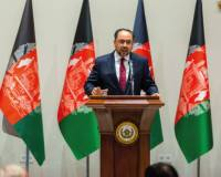 Foreign Minister Rabbani Delivers Remarks on the Afghanistan munich Ministerial Conference
