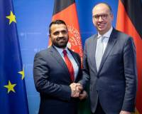 Deputy Foreign Minister on Official Trip to Germany