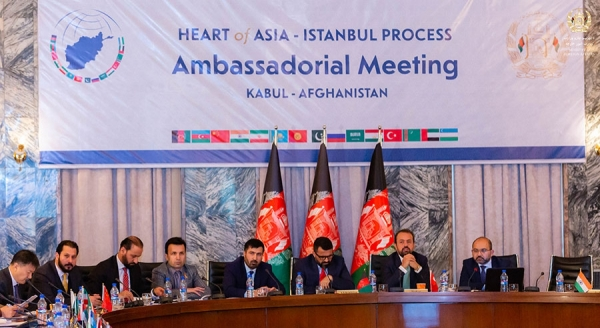 Ambassadorial Meeting of Heart of Asia – Istanbul Process