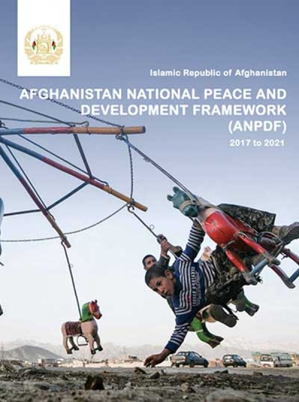 AFGHANISTAN NATIONAL PEACE AND DEVELOPMENT-FRAMEWORK